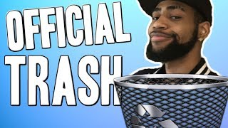 DAEQUAN 'TRASH' OFFICIAL SONG BY Shootemdowntv