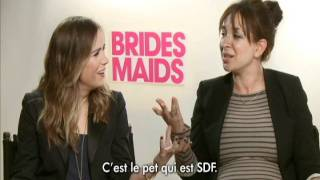 bridesmaids kristen wiig maya rudolph and farts mov