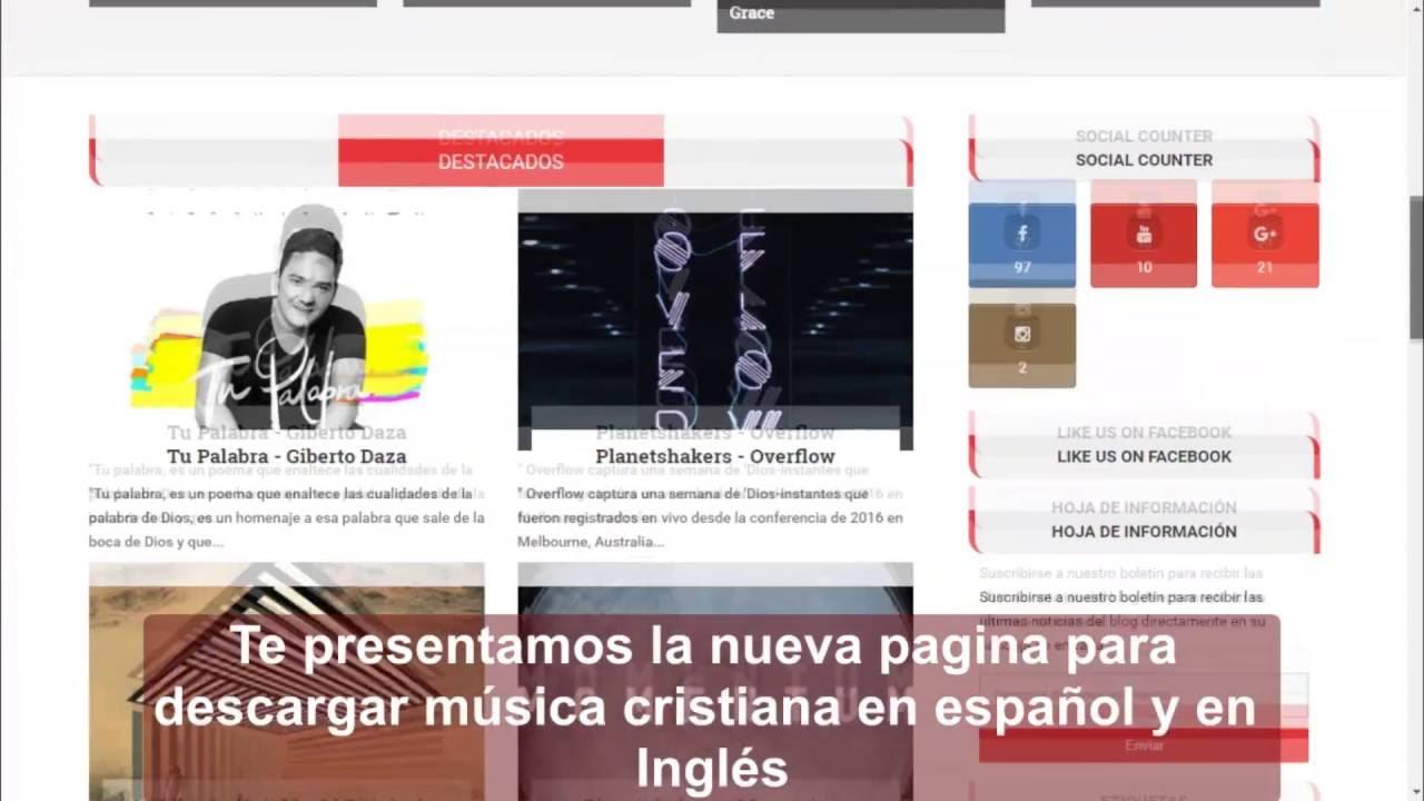 Descarga Música Cristiana Gratis 2018 Mp3 Youtube