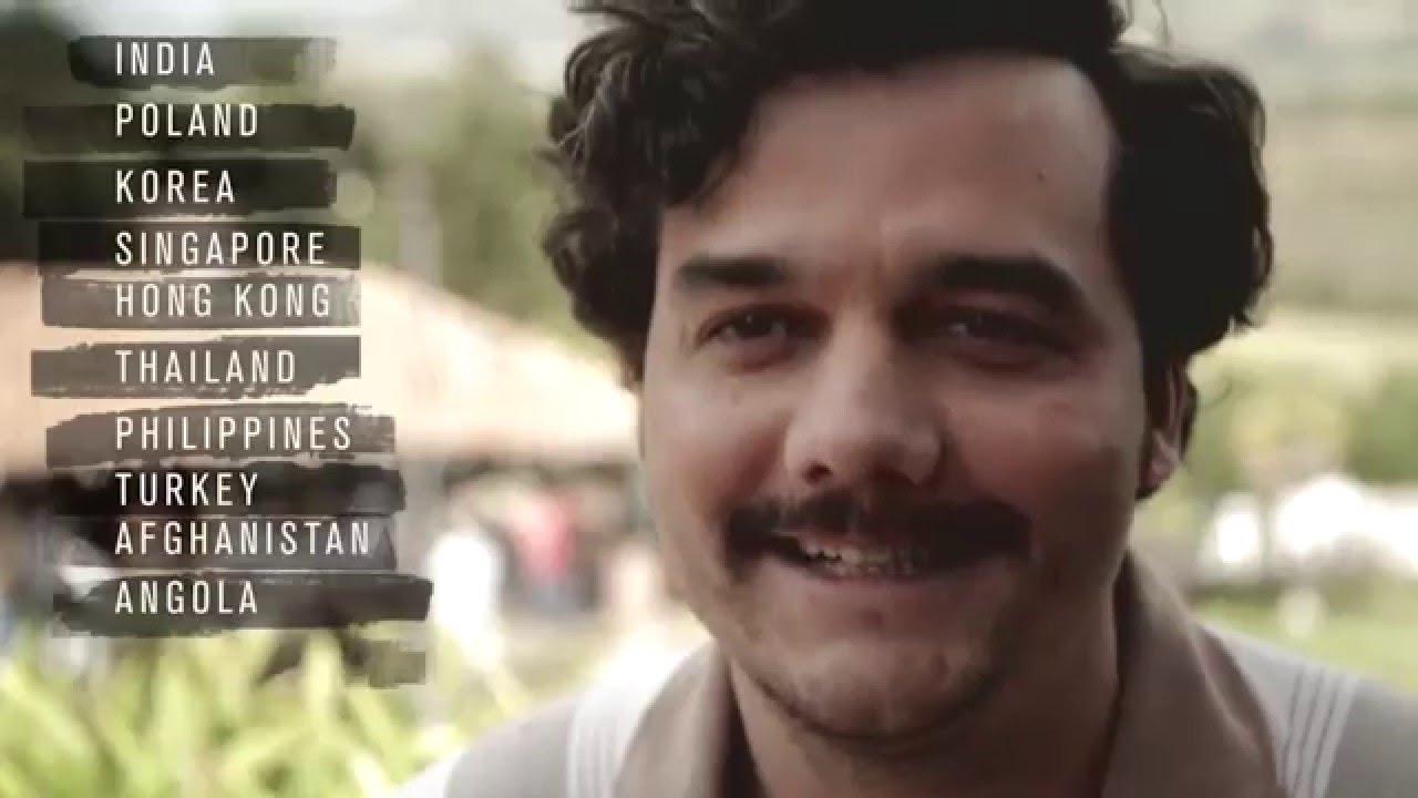 Pablo Escobar The Multi-Billionaire - How It All Started ...  |Pablo Escobar
