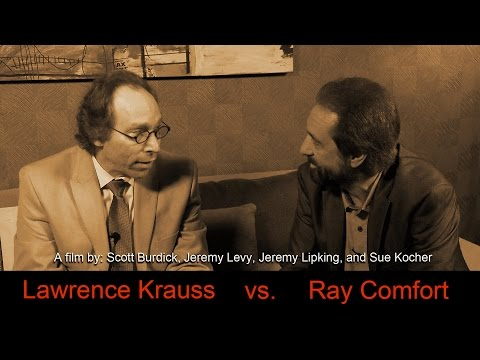 Lawrence Krauss vs. Ray Comfort