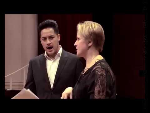 2017: Filipe Manu, tenor. MasterClass with Catrin Johnsson