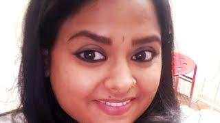 Ninaithu Ninaithu parthal from 7G Rainbow colony film!! Tried without feelings. Bear with my flaws😊
