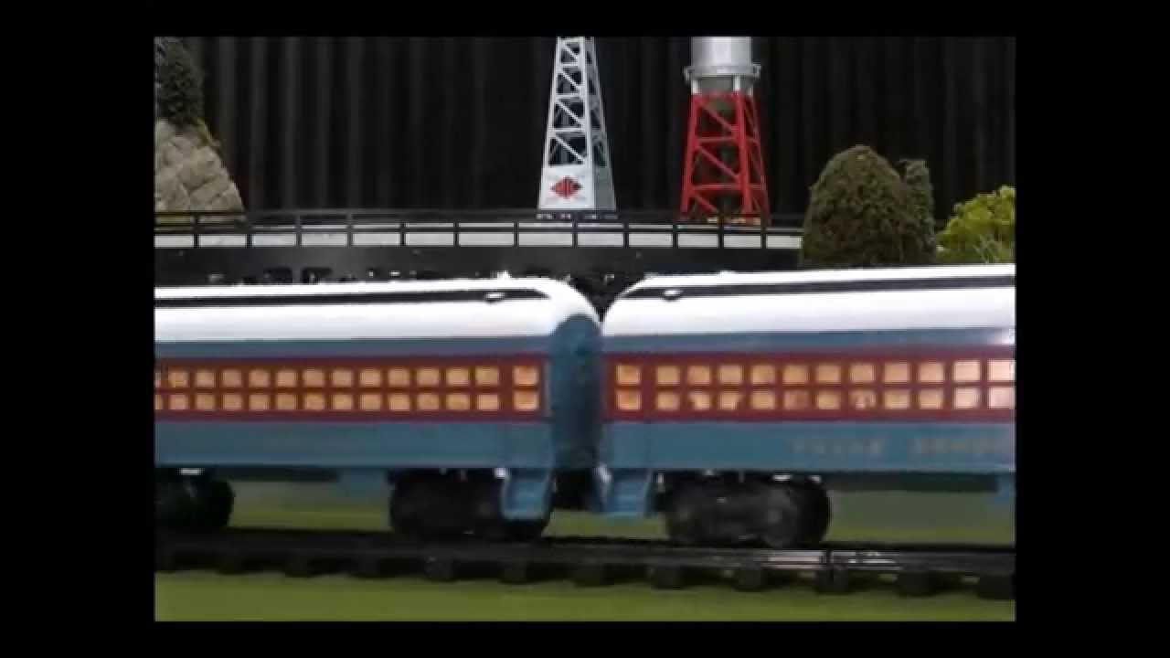 Polar Express Lionel G Scale Box Cars Wiring Diagrams Tda7563 Stmicro Electronics Integrated Circuit By St Ebay Train Set Gauge Price 7 11022 Rh Youtube Com Gold Plated Toy