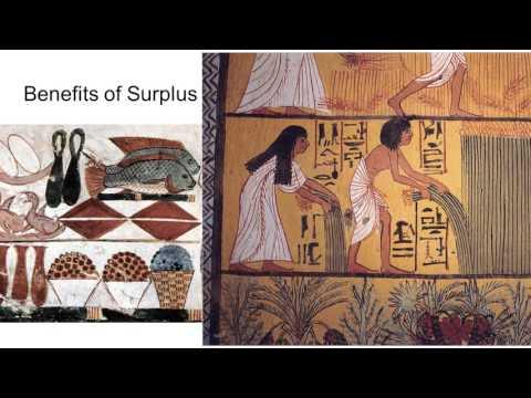 Socio-Economic Characteristics of Ancient Egypt