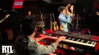 Michael Gregorio - U2 & ACDC dans le Grand Studio RTL présenté par Laurent Boyer