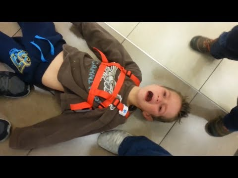Autism Meltdown At The Mall (Updated)