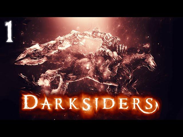 🎮 Darksiders Ep.1 : Le Conseil Ardent | FR