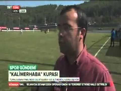 Kalimerhaba Cup Final Day Television News