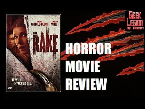 THE RAKE ( 2018 Izabella Miko ) Creature Feature Horror Movie Review
