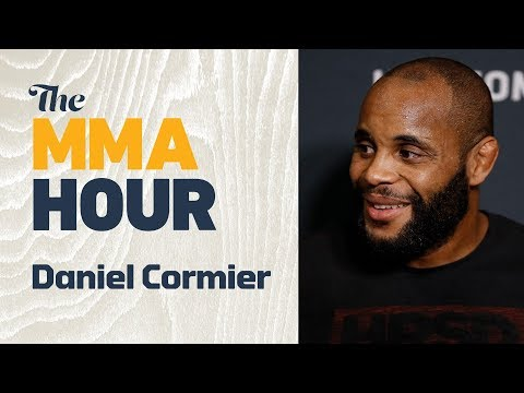 Daniel Cormier Says he 'Felt Sick' After Learning Jon Jones Testing Failure