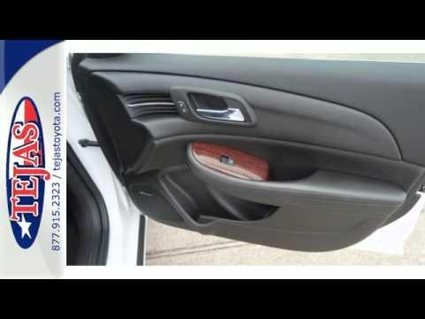2013 Chevrolet Malibu Houston Tx Humble Tx 37550b Sold