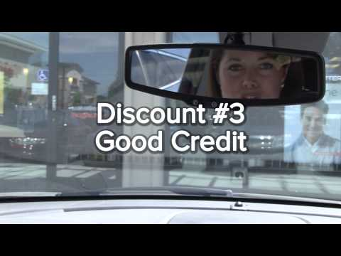 Top 5 Car Insurance Discounts