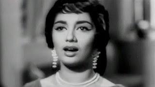 Aap Kyon Royen - Sadhana, Woh Kaun Thi song