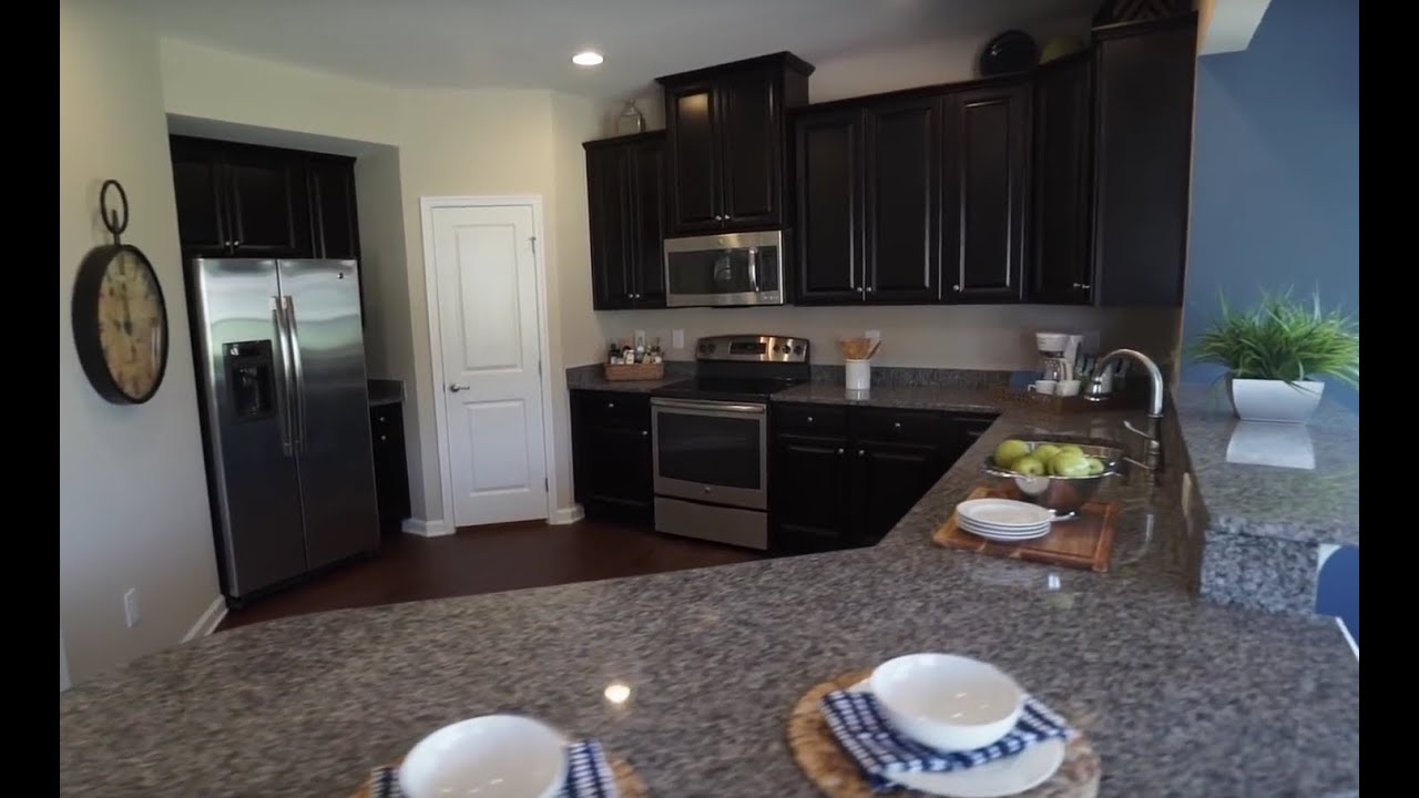 Ryan homes decorated venice model