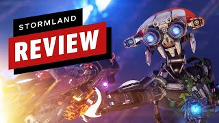 Stormland Review (Video Game Video Review)
