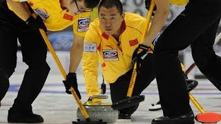 CURLING: CHN-CAN World Men