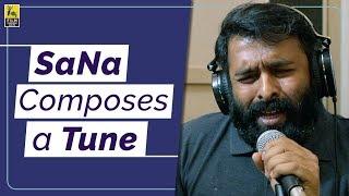 Live: SaNa Listens to a Situation, Makes The BGM | Santhosh Narayanan