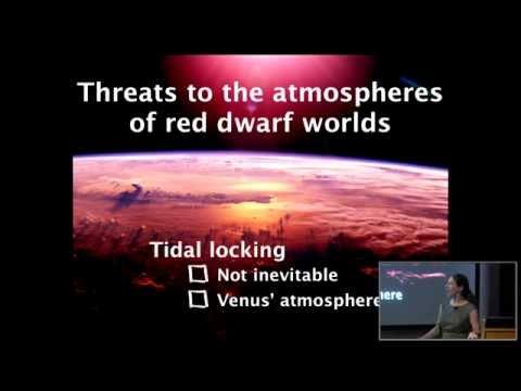 Red Dwarf Worlds