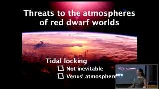 Red Dwarf Worlds