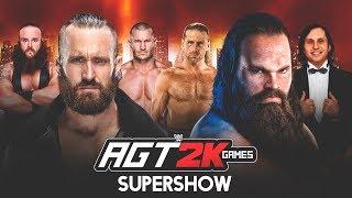 WWE 2K19 | ИНТЕРАКТИВ СО ЗРИТЕЛЯМИ - AGT ШОУ (The REVENGE OF KNOX) Битвы подписчиков!