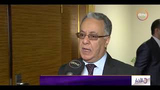 الأخبار - تواصل أعمال الدورة الوزارية لمجلس الوحدة الاقتصادية العربية