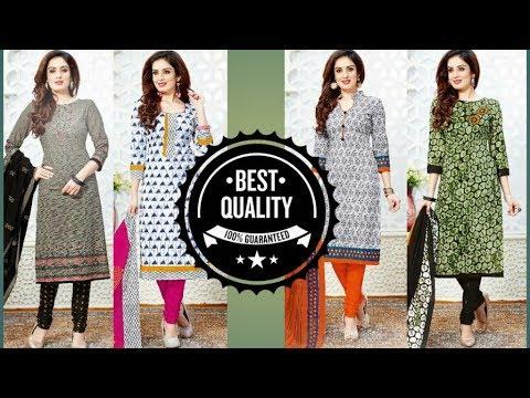 f82bfc67ae19 Cotton dress material surat| ladies suits wholesale market surat| Surat  textile market