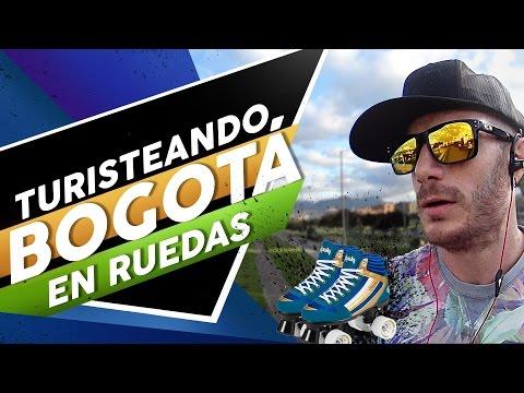 TURISTEANDO BOGOTÁ Facundo