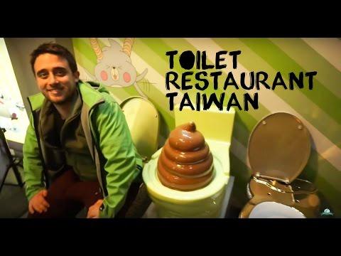 Taiwan Toilet Restaurant (Modern Toilet) in Taipei, Street Food and The Best Food Alternatives