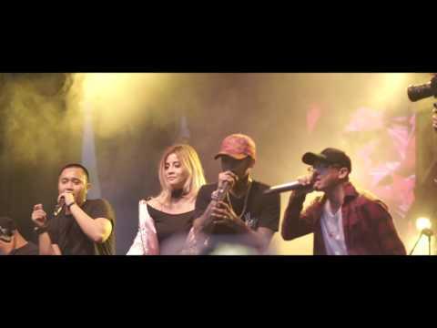 Young Lex , Mack'G , Awkarin & Oka - O AJA YA KAN (Live at Gen Lokal Festival 2017)