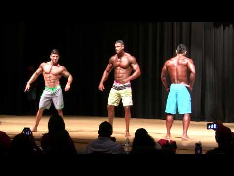 2013 NPC All South Bodybuilding Championship. Men's Physique Overall