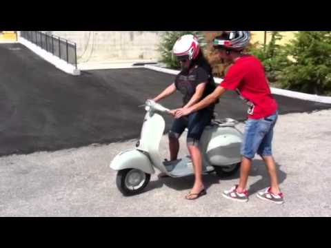 Retro and vintage vespa style 150cc scooters by high st for High style motoring atv