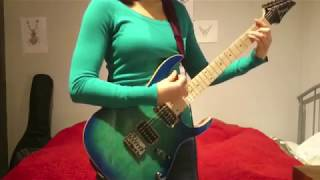 Gambar cover Meat Wave - Glass Teeth (Guitar Cover)