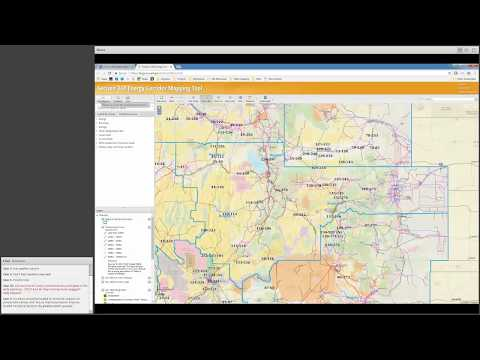 Section 368 Energy Corridor Review - Regions 2 and 3 - January 2018 Webinar