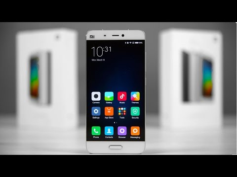 Xiaomi Mi5 Unboxing & Hands On!