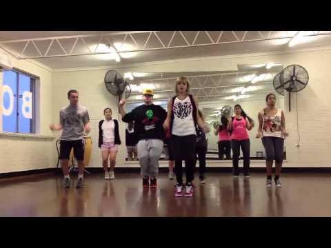 Rita Ora shine ya light hip hop dance routine by Natina B