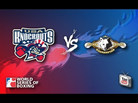 USA Knockouts - Astana Arlans Kazakhstan - Week 7 - WSB Season 3