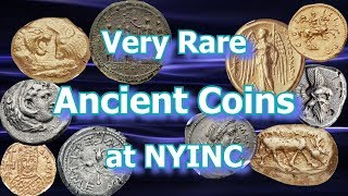 Ancient Coins Shine at 2018 NYINC