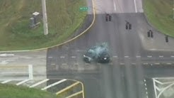 Man dies in shoot-out after high speed car chase in US
