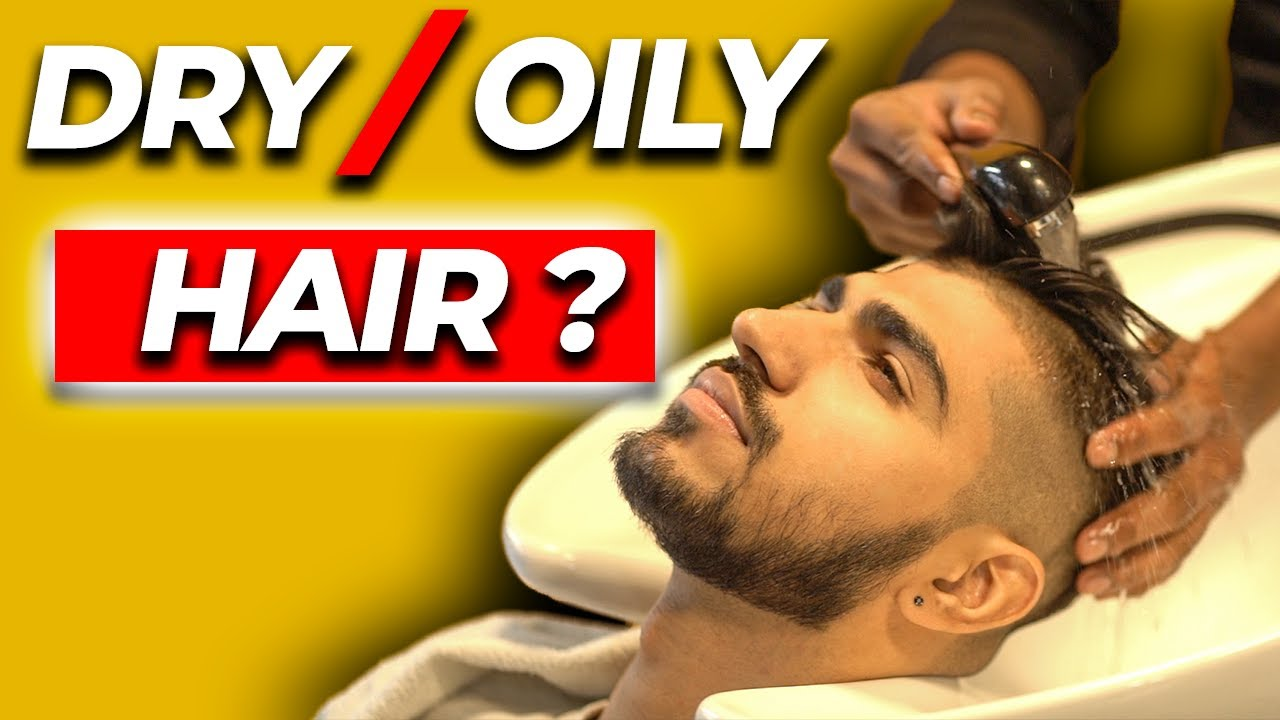 How To Style Hair Without Hair Dryer | Dry and Oily Scalp | Hair Care Routine | Q&A | Sahil Gera #5