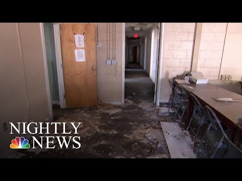 Marines At Camp Lejeune Still Waiting On Repair Funds Months After Hurricane | NBC Nightly News