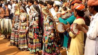 India gipsy dance 2009