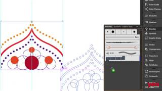 How to Use Pattern Brushes in Adobe Illustrator CC