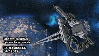 Space Engineers - Update 01.180.1 Minor - Beta Improvements