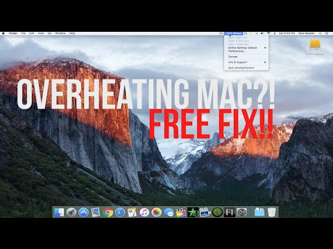 How to Fix Overheating Mac for FREE!