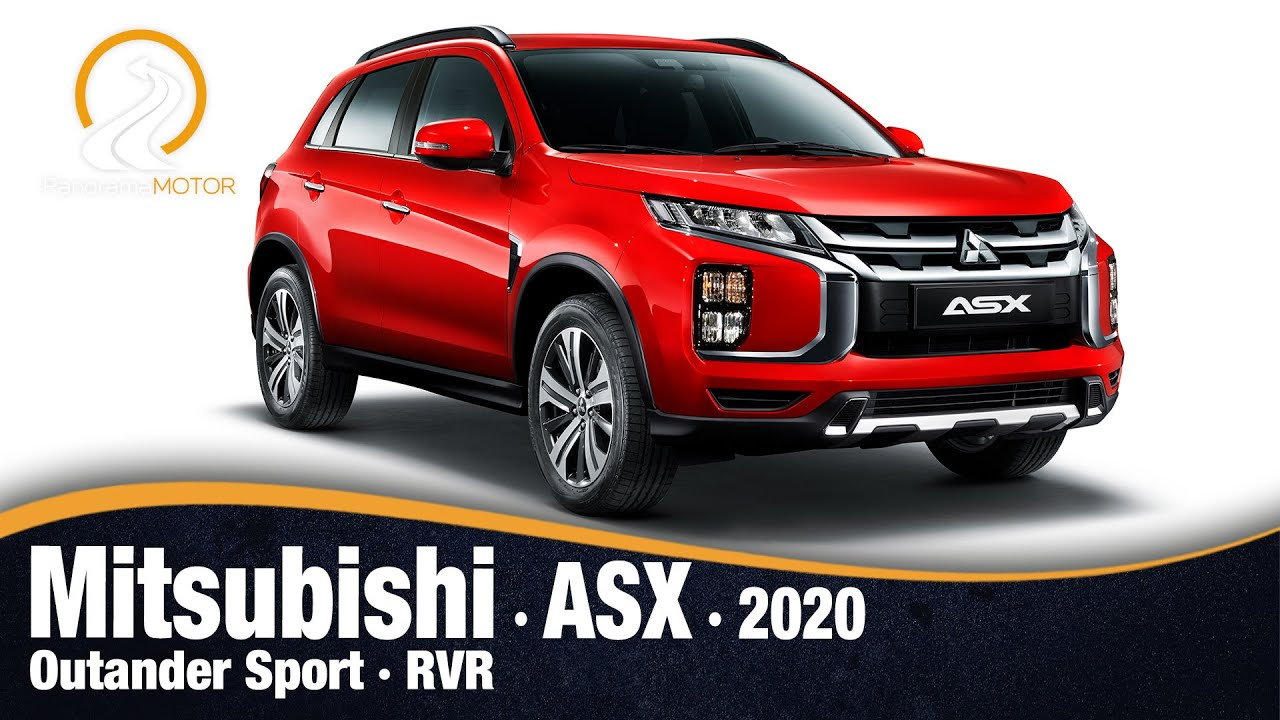 2020 All Mitsubishi Outlander Sport Pictures