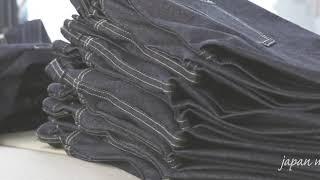 株式会社サンレコ・SANRECO プロモーションビデオ / clothing manufacturing