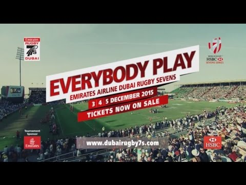 Emirates Airline Dubai Rugby Sevens - Tickets Now On Sale