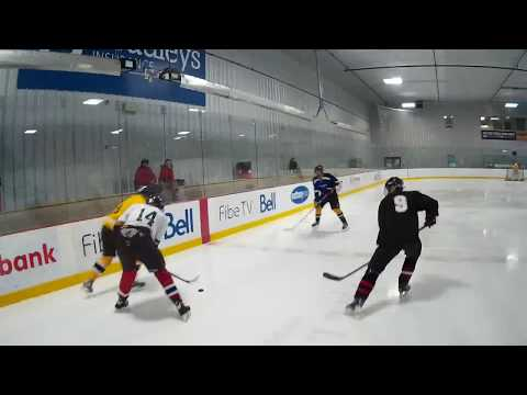 Gordon Bombay All Stars Vs Shlebs - 2018/01/29 at 2100 @ Bell SensPlex-PalladiumIce - CRHL(Div9)