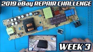 2019 eBay Repair Challenge - Week 3 - PlayStation 4